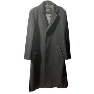 Bellissimo Italian Made Wool Blend Trench